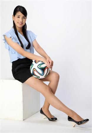 ボールも似合う永島優美